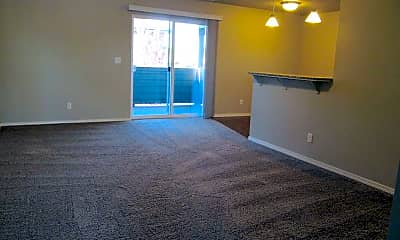 Living Room, 1025 W. Pine Ave, #202, 1