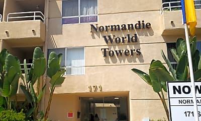 Normandie World Towers, 1