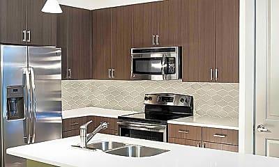 Kitchen, The Grand at La Centerra Apartments, 1