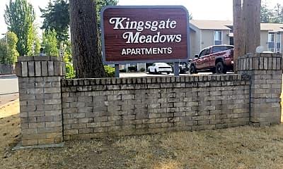 Kingsgate Meadows, 1