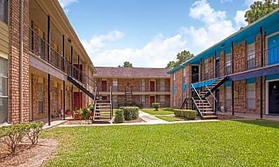 Building, Regency Apartments, 0
