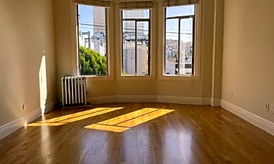 Living Room, 2165 Larkin St, 0
