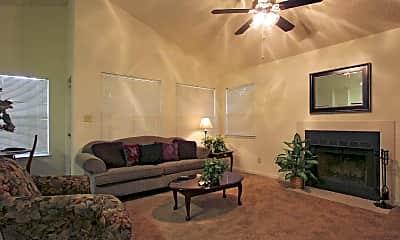 Living Room, Village at Crossgates, 1