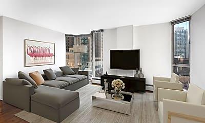 Living Room, 55 W Chestnut St, 0