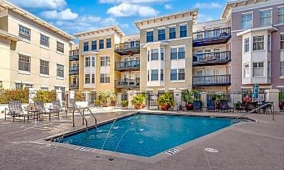 Pool, 498 Albemarle Rd 313, 0