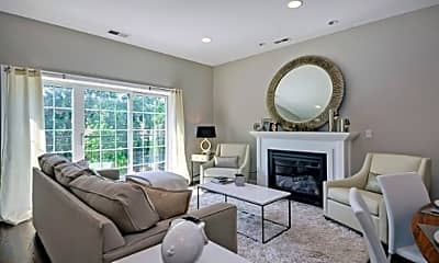 Living Room, 3929 N Kedzie Ave, 1