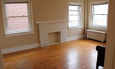 Living Room, 200 E Laurel St, 1