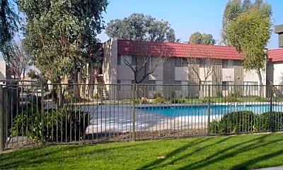 Waterman Apartment Homes, 1