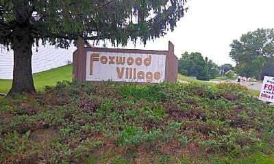 Foxwood Village Apartments, 1