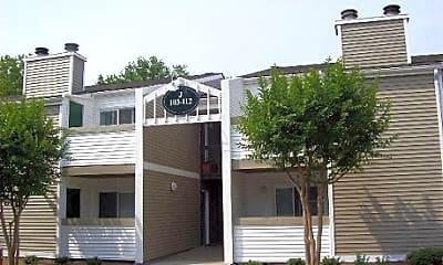 Building, Maple Ridge Apartments, 1