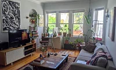 Living Room, 2 N Albany Ave, 2