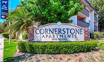 Community Signage, Cornerstone, 0
