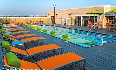 Pool, 888 New Hampshire, 1