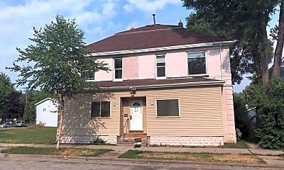 Building, 2318 N 4th St, 1