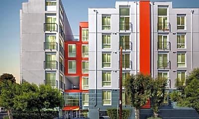 Building, 11011 Huston St, 1
