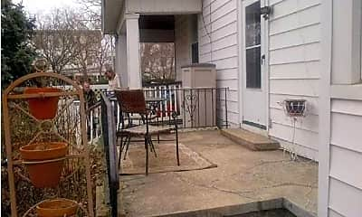 Patio / Deck, 411 7th Ave 1, 1
