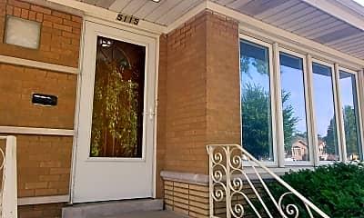 Patio / Deck, 5115 S Parkside Ave, 1