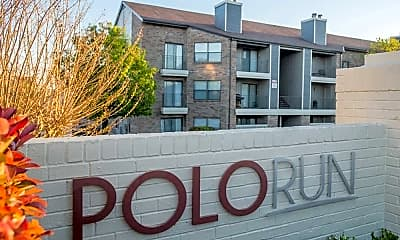 Building, Polo Run, 0