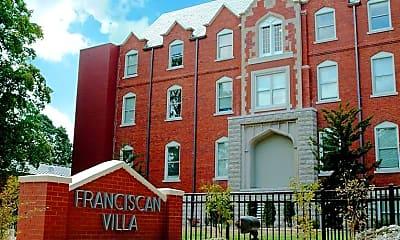 Franciscan Villa, 2