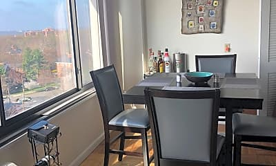 Dining Room, 3601 Wisconsin Ave. NW, 1