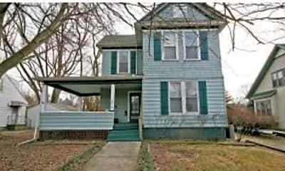 Building, 1209 W Park Ave, 0