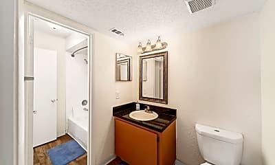 Bathroom, The Palms at Cedar Trace, 2