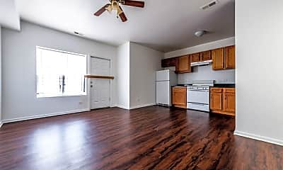 Living Room, 215 E 68th St, 2