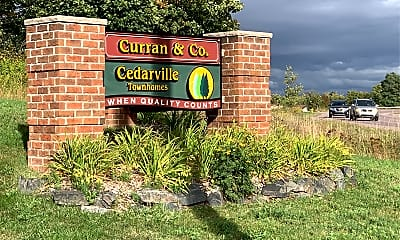 Cedarville Townhomes, 1