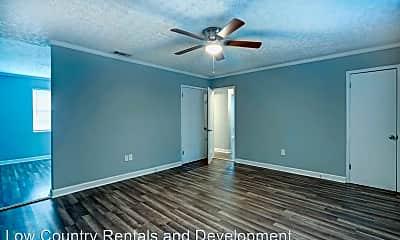 Bedroom, 1205 East 37th Street, 1