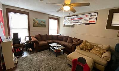 Living Room, 115 W 10th Ave, 1
