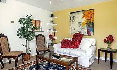 Living Room, The Villas Sur La Riviere, 1