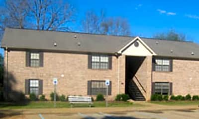 Building, Cherokee Apartments, 0
