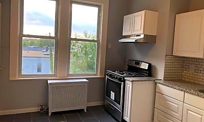Kitchen, 162 Parker St 1, 1