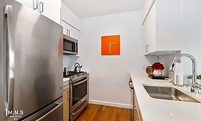 Kitchen, 1328 Fulton St 708, 1