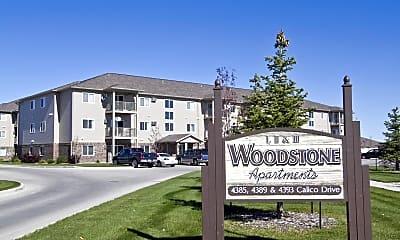 Community Signage, Woodstone Place, 0