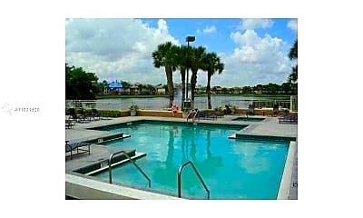 Pool, 787 NW 91st Terrace, 2