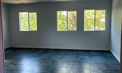 Living Room, 2310 E 3rd St 3/4, 2