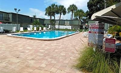 Pool, 1799 N Highland Ave 14, 2