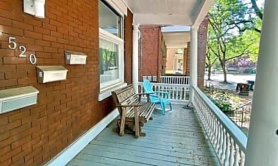 Patio / Deck, 520 Garrard St, 1