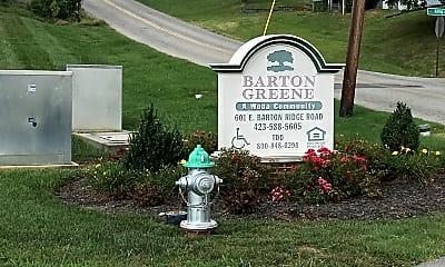 Barton Greene Senior Living, 1
