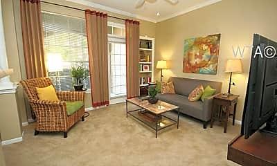 Living Room, 1011 Wonder World Dr, 1