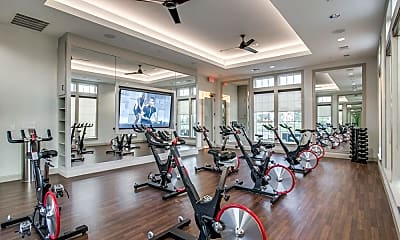Fitness Weight Room, 7776 Adelaide St, 2