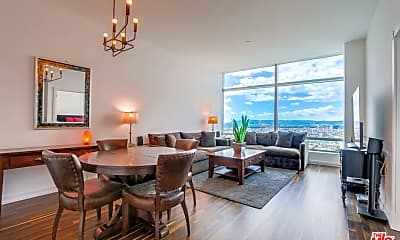 Dining Room, 900 W Olympic Blvd 31F, 0