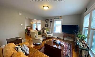 Living Room, 11 Bancroft St, 1