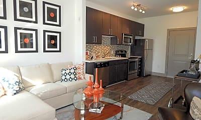 Living Room, Artemis Midtown, 0