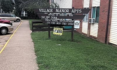 Village Manor Apartments, 1
