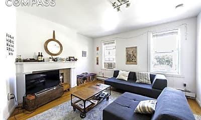 Living Room, 112 N 7th St 2-F, 0