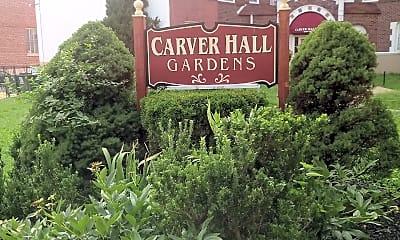 Carver Hall, 1