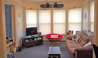 Living Room, 2 Hickok Pl, 1