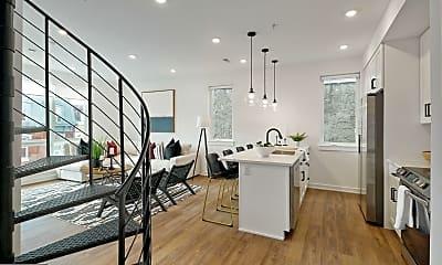 Kitchen, 2421 N Mascher St 306, 0